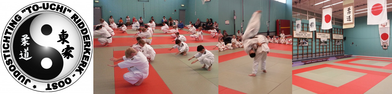 "Judostichting ""To-Uchi"" Ridderkerk"